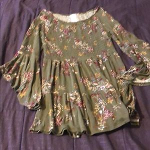 Dresses & Skirts - Long Blouse